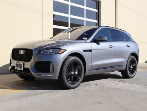 2020 Jaguar F-PACE 25t Checkered Flag
