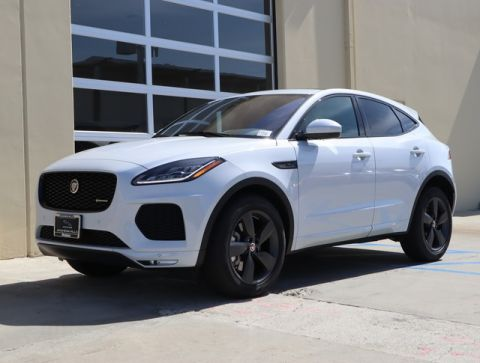 2020 Jaguar E-PACE Checkered Flag Edition