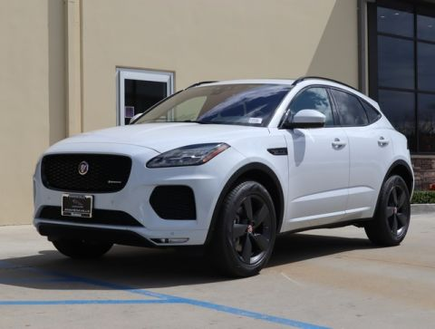 New 2020 Jaguar E-PACE Checkered Flag Edition AWD SUV