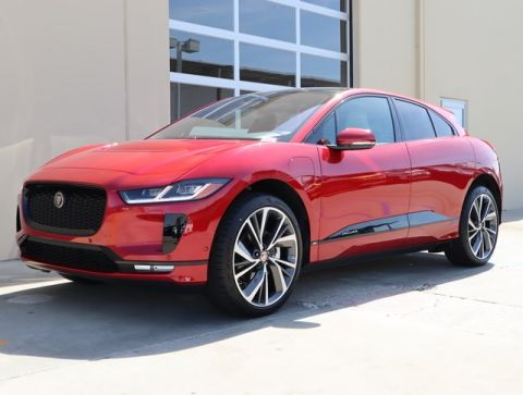 New 2020 Jaguar I-PACE SE AWD 5 Door SUV