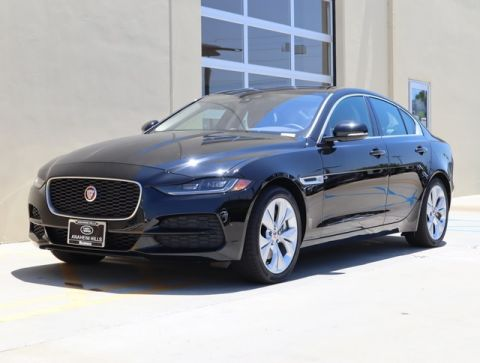 New 2020 Jaguar XE S RWD 4 Door Sedan