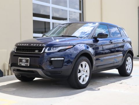 Certified Pre-Owned 2016 Land Rover Range Rover Evoque SE Premium 4WD 4D Sport Utility