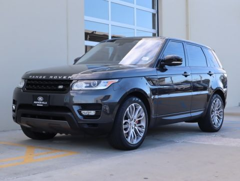 2016 Land Rover Range Rover Sport 5.0L V8 Supercharged Dynamic