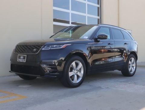 Certified Pre-Owned 2020 Land Rover Range Rover Velar P250 4WD 4D Sport Utility