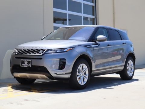 Pre-Owned 2020 Land Rover Range Rover Evoque S AWD 4D Sport Utility